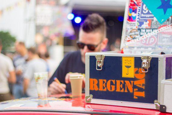 Rob Benders Regentag